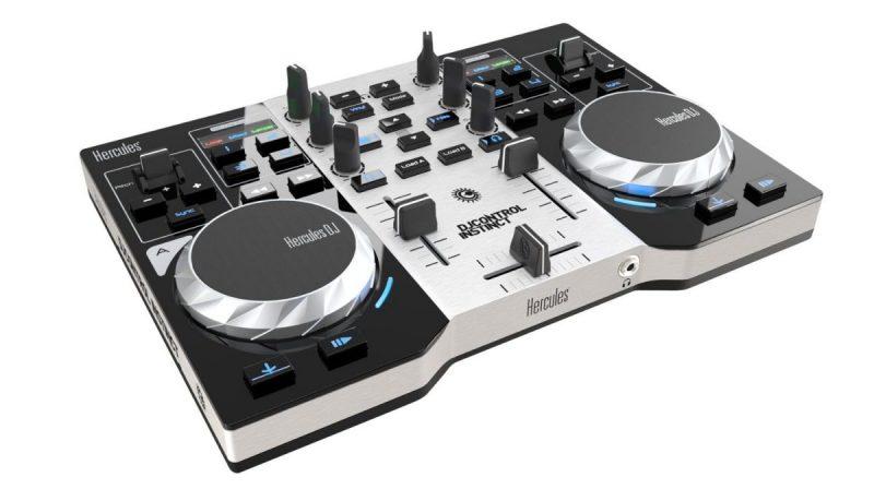 Controller DJ Hercules