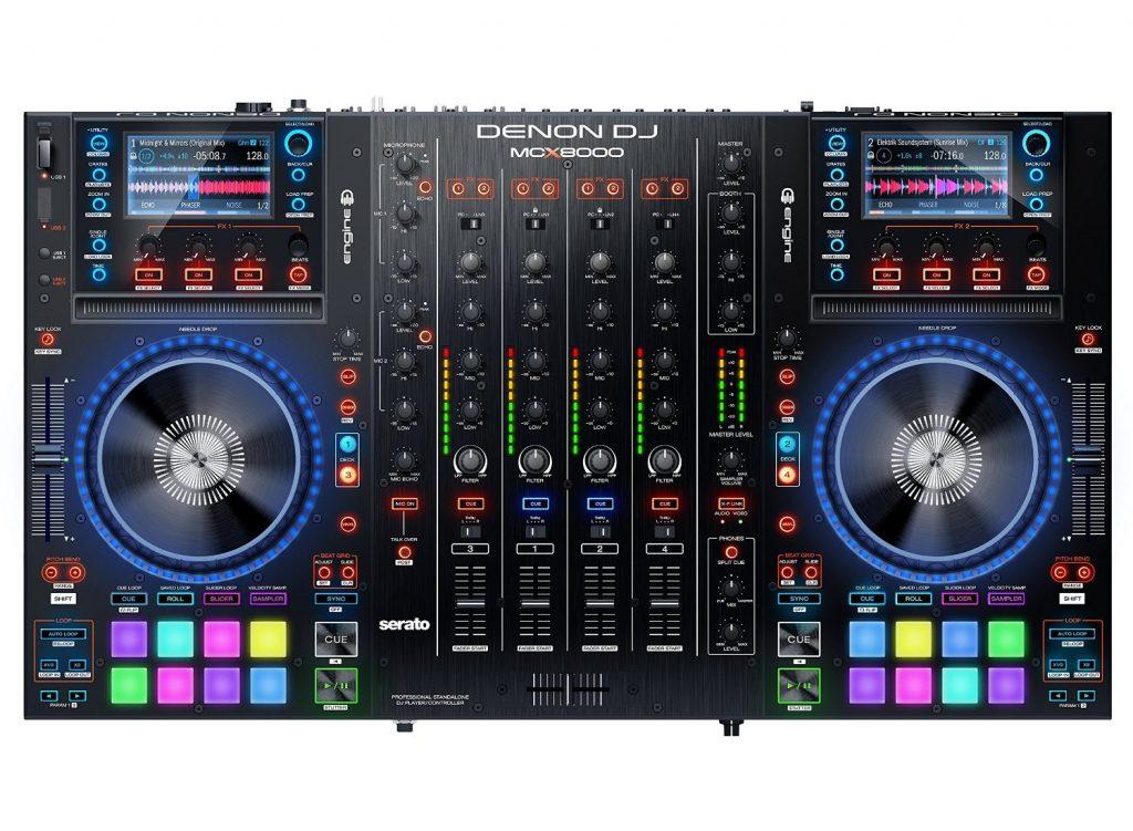 Console dj senza pc