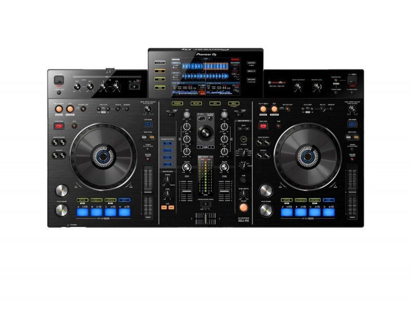 console dj senza pc pioneer xdj rx