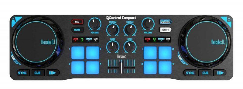 console dj economica per iniziare