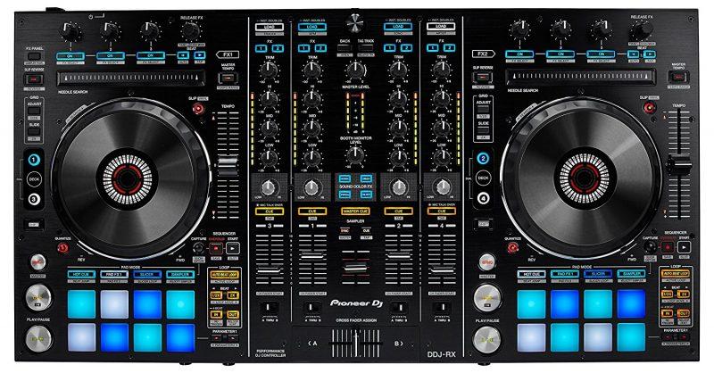 Console DJ Pioneer DDJ-RX
