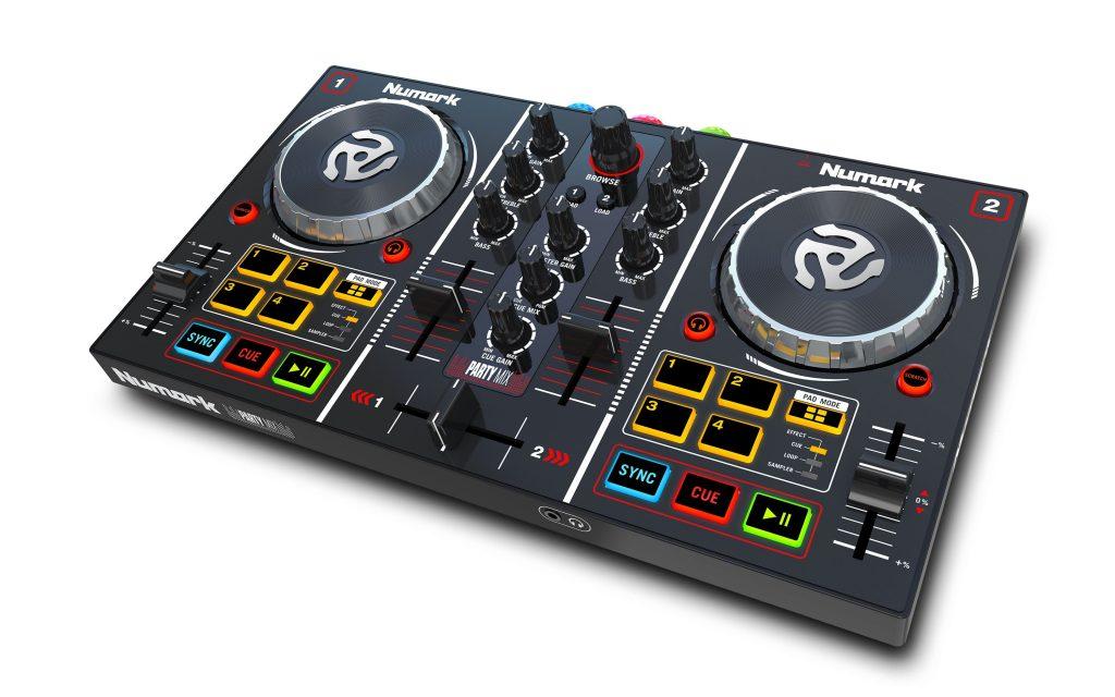 Diventa DJ - Numark Party Mix
