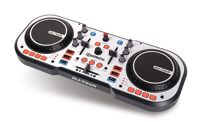 Mini controller DJ - DJ Tech