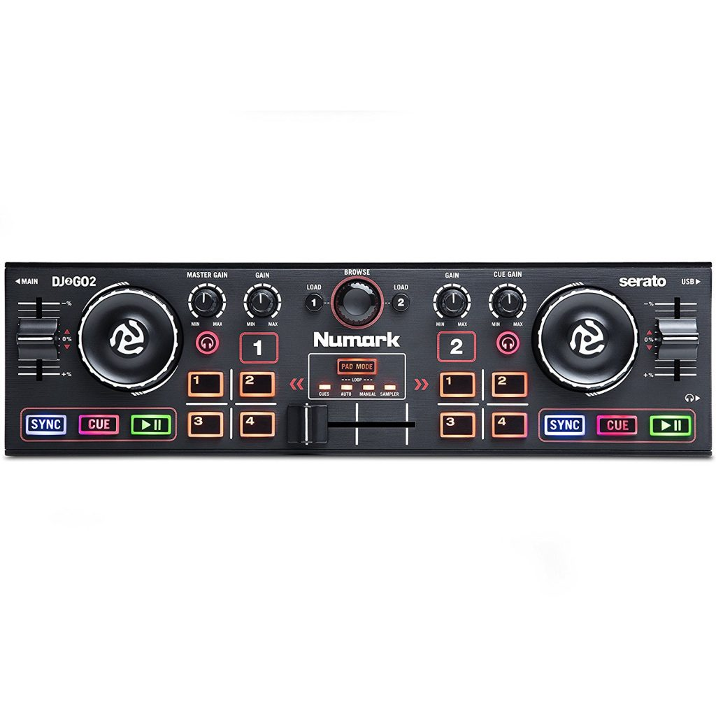 Mini controller DJ -DJ2GO 2 NUMARK