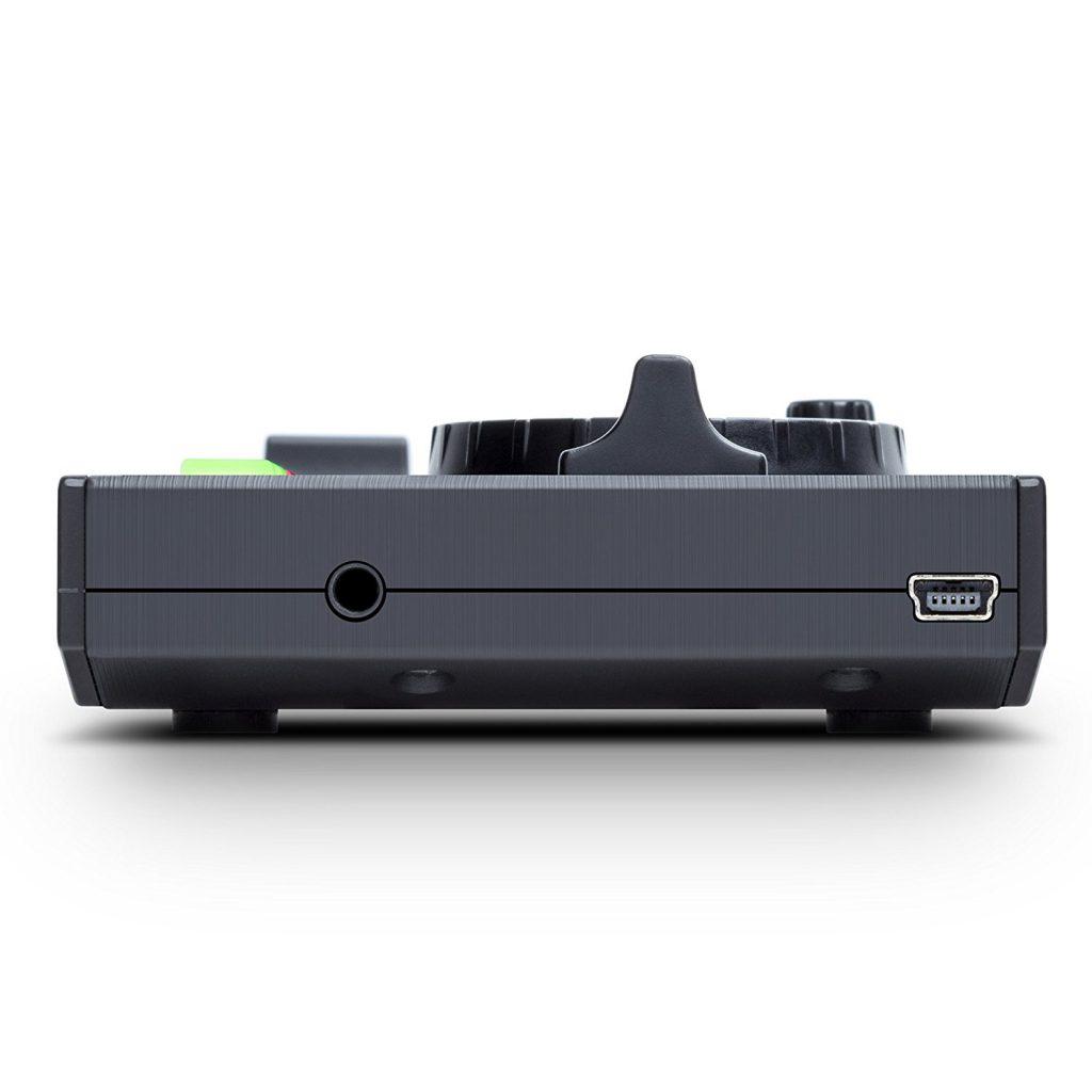 Mini controller DJ -DJ2GO NUMARK - Sinistra