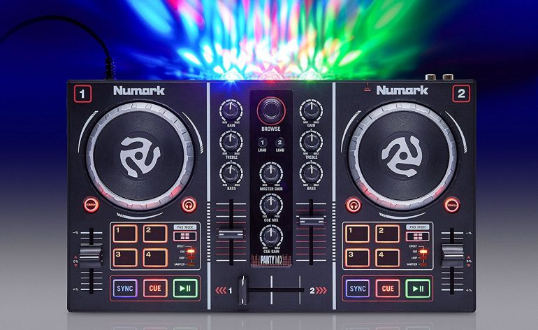 Numark Party Mix - Diventa DJ